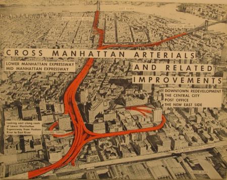 도시를 파괴할 뻔한 뉴욕의 고속도로