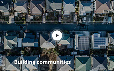 #BuildingCommunities – 우리 사회에 의미있는 보답